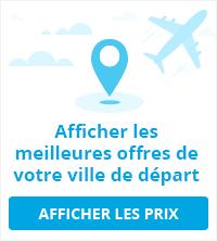 Cliquez pour voir les prix des voyages aux départs de votre région