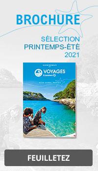 Téléchargez la brochure été 2021 de Voyages E.Leclerc