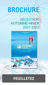 Brochure Voyages E.Leclerc Automne-Hiver