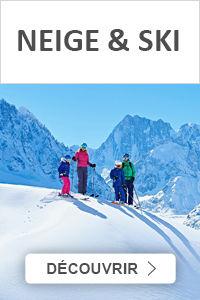Vacances aux ski et séjour à la montagne