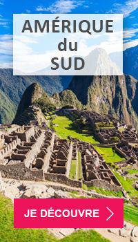 Voyage pas cher en Amérique du Sud avec Voyages E.Leclerc