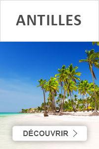 Réservez vos vacances aux Antilles avec Leclerc Voyages