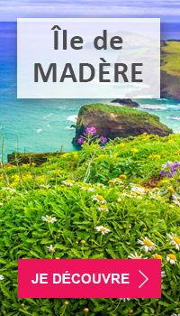 Voyage et vacances à Madère