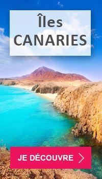 Voyages dans les Iles Canaries pas cher avec Voyages E.Leclerc