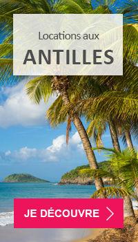 Location pas cher aux Antilles et Caraibes avec Voyages E.Leclerc