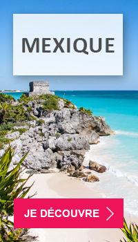 Voyage pas cher au Mexique avec Voyages E.Leclerc