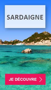 Voyages en Sardaigne pas cher avec Voyages E.Leclerc
