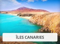 Réservez vos vacances d'été aux Canaries avec Leclerc Voyages