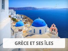 Réservez vos vacances d'été en Grèce avec Leclerc Voyages