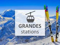 Les plus grandes stations de ski sont chez Voyages Leclerc