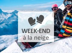 Faites une escapade ou un week-end au ski avec Voyages E.Leclerc