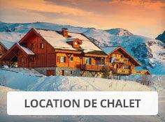 Réservez un chalet pour vos vacances au ski avec Leclerc Voyages