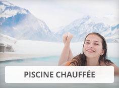 Réservez votre séjour au ski avec piscine chauffée avec Voyages Leclerc