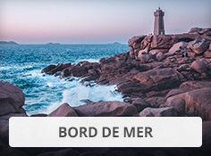 Réservez vos vacances en Bretagne à la mer avec Leclerc Voyages