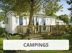 Réservez vos vacances d'été en France en camping avec Leclerc Voyages