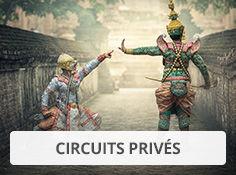 Partez en circuit privé avec Voyages Leclerc