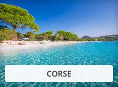 Réservez vos vacances d'été en Corse avec Leclerc Voyages