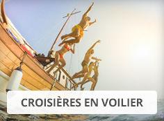 Réservez un voilier pour vos vacances d'été avec Leclerc Voyages