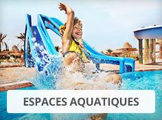 Réservez vos vacances avec un espace aquatique avec Leclerc Voyages