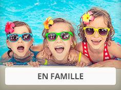 Réservez vos vacances en France en famille avec Leclerc Voyages