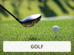 A vous le green avec nos offres golf en France avec Leclerc Voyages
