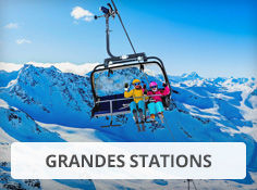 Réservez dans une grande station de ski avec Voyages E.Leclerc