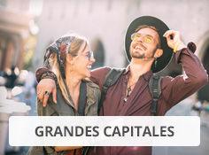 Visitez les grandes capitales pendant vos vacances d'été avec Leclerc Voyages