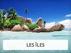 Partez dans les îles avec Leclerc Voyages
