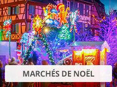 Parcourez les marchés de Noel en France avec Leclerc Voyages