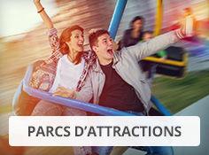 Réservez vos vacances en parcs d'attraction avec Voyages E.Leclerc