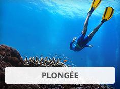 Faites de la plongée avec Voyages E.Leclerc