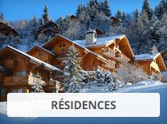 Réservez votre résidence au ski avec Voyages Leclerc