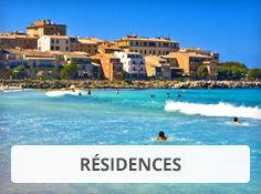 Réservez vos vacances en France en résidence avec Voyages E.Leclerc