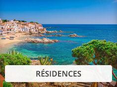 Réservez vos vacances en Espagne en résidence avec Voyages E.Leclerc