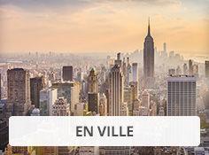 Vacances et week-end en ville avec Voyages E.Leclerc