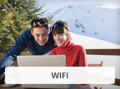 Logement au ski avec wifi chez Leclerc Voyages
