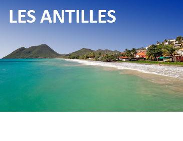 Voyages aux Antilles avec Leclerc Voyages