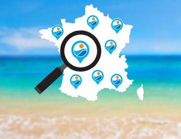 Trouvez vos prochaines vacances en France