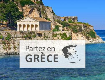 Trouvez vos vacances en Grèce: séjour et circuits