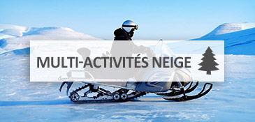 Séjours avec activités en Laponie et au Canada pour les vacances de Noël avec Leclerc Voyages