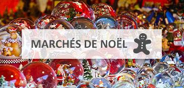 Marchés de Noël avec Leclerc Voyages