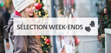 Réservez votre week end pour les vacances de Noël avec Leclerc Voyages