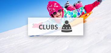 Partez en club pour vos vacances à la neige avec Leclerc Voyages