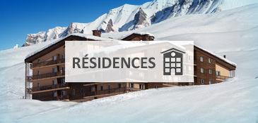 Résidences au ski avec Voyages E.Leclerc