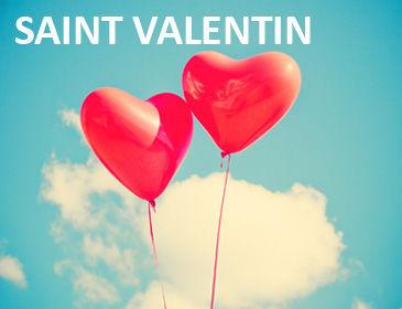 Fêtez la Saint Valentin avec Leclerc Voyages