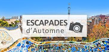 Faites une escapade pour vos vacances de la Toussaint 2017 avec Voyages E.Leclerc
