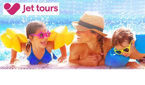 Séjours en club Jet Tours avec animations, clubs enfants et tout inclus