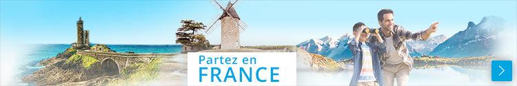 Réservez vos vacances en France avec Leclerc Voyages