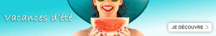 Réservez vos vacances d'été avec Leclerc Voyages