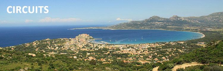 Circuits découverte de la Corse